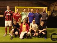 Une rencontre de foot contre les anciens collaborateurs d'Axecibles