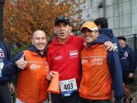 Axecibles : Marathon de New York : They did it !