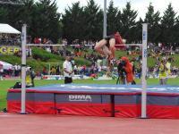 Axecibles aux championnats de France d'athlétisme élite 2009