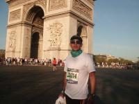 Axecibles au marathon de Paris