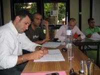 Séminaire Axecibles Mougins 2006