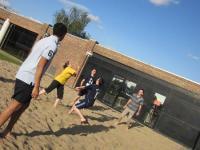 Premier tournoi de beach volley : Axecibles sort ses shorts !