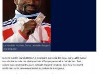 La Voix des Sports -  Kafétien Gomis gagne encore en crédibilité (6 Mars 2011)