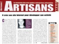 Artisans Mag' (Juin - Juillet - Août 2007)